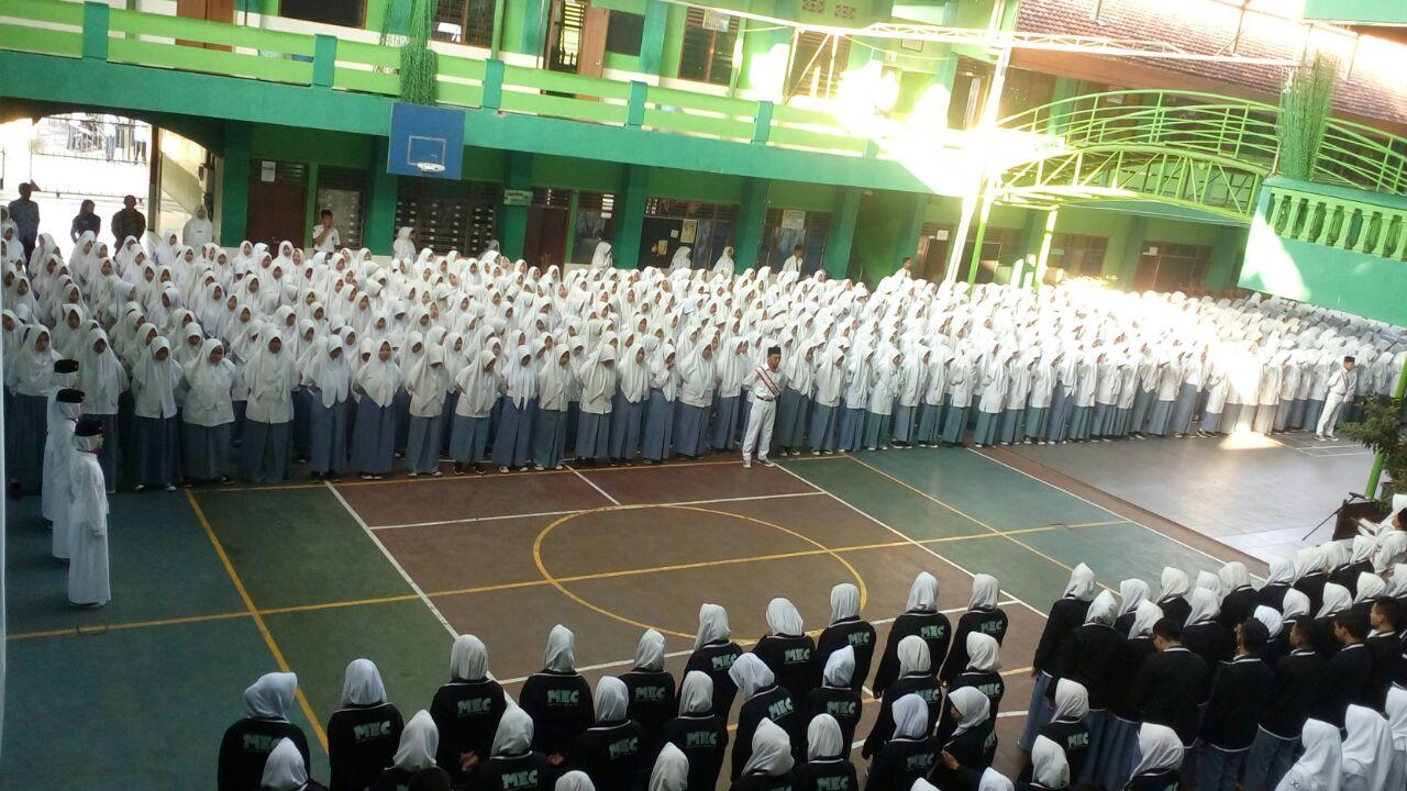 Selamat Datang Di SMA Muhammadiyah 1 Karanganyar